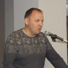 Выступает Алексей Шеповалов