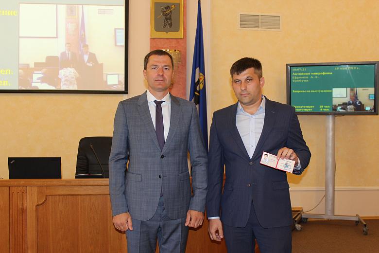 Сергей Зубов пополнил фракцию КПРФ в муниципалитете Ярославля