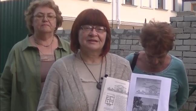 Идет незаконное строительство в зоне ЮНЕСКО. Обращение к президенту Путину
