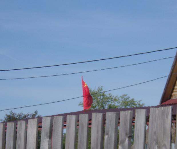 Арина Радзюкевич: Флаг. Стихотворение