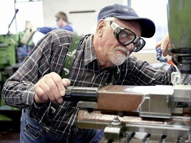 В России сокращается число работающих пенсионеров