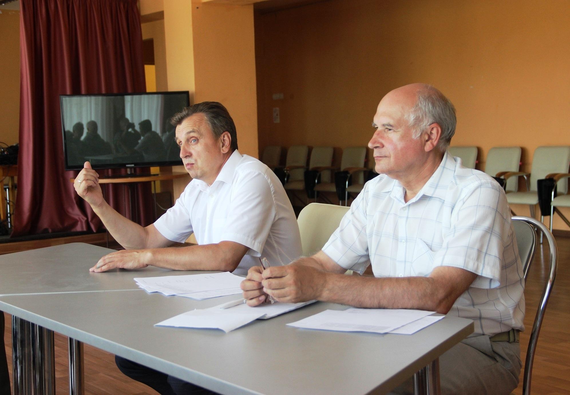 Возрождение местной организации КПРФ в Большом Селе (фоторепортаж)
