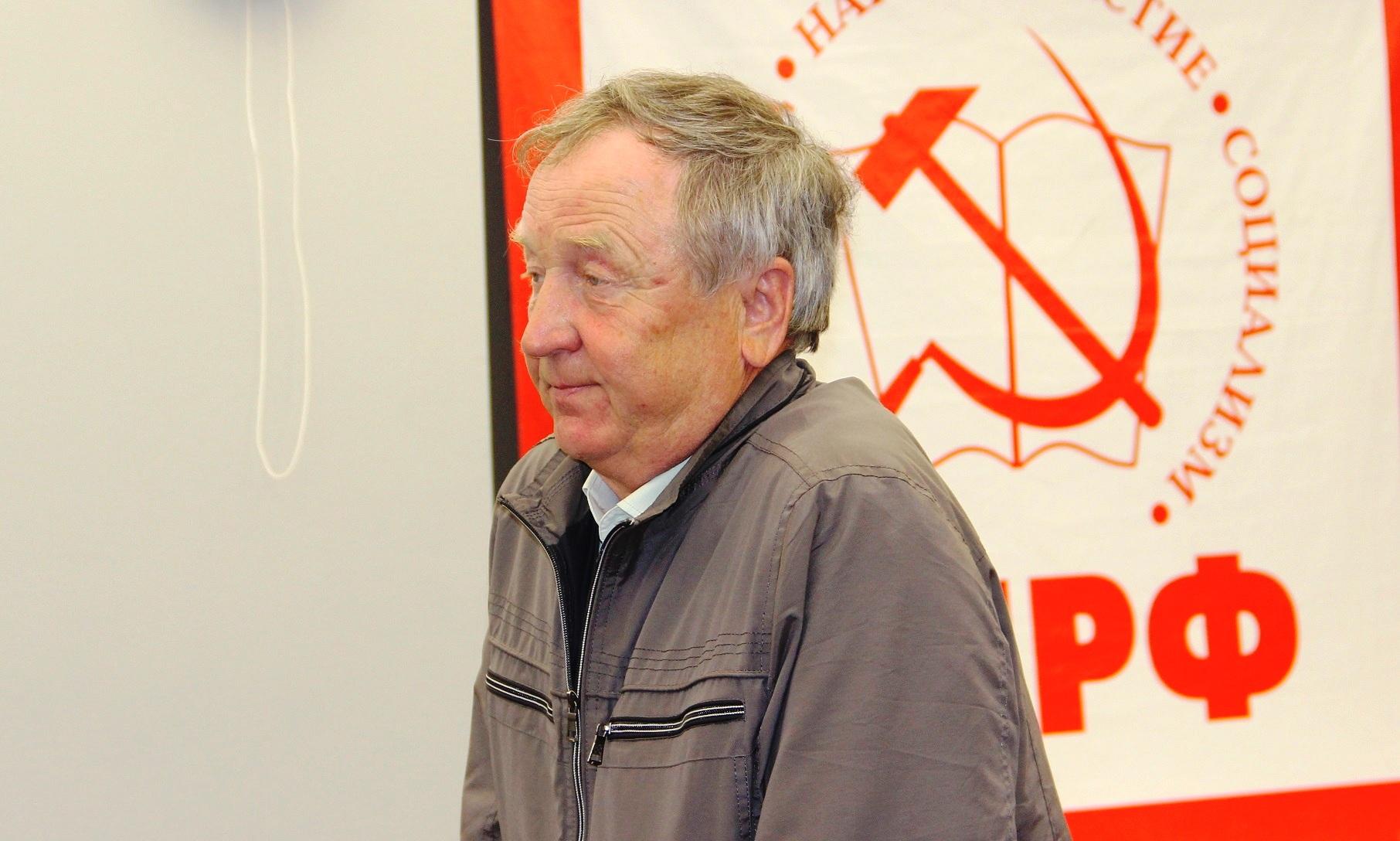 Коммунисты Пошехонья формируют свой состав кандидатов в депутаты