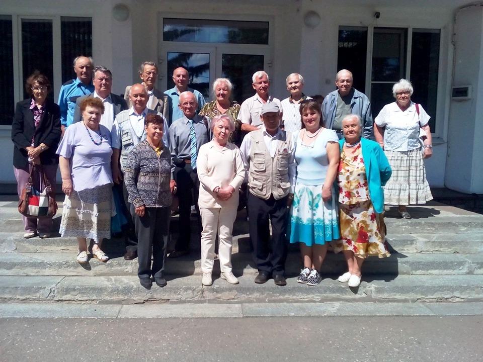 Заседание правления областной организации «Дети войны» прошло в Ростове