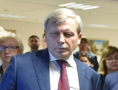 Задержан замглавы Пенсионного фонда Алексей Иванов