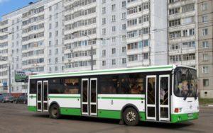 Рыбинск автобус