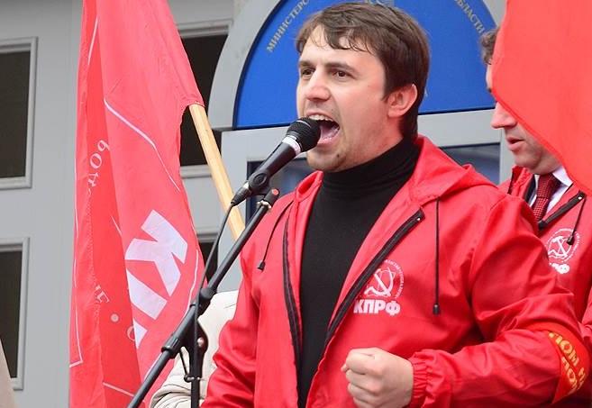 Протест в Москве 31 августа глазами депутата КПРФ (видео)