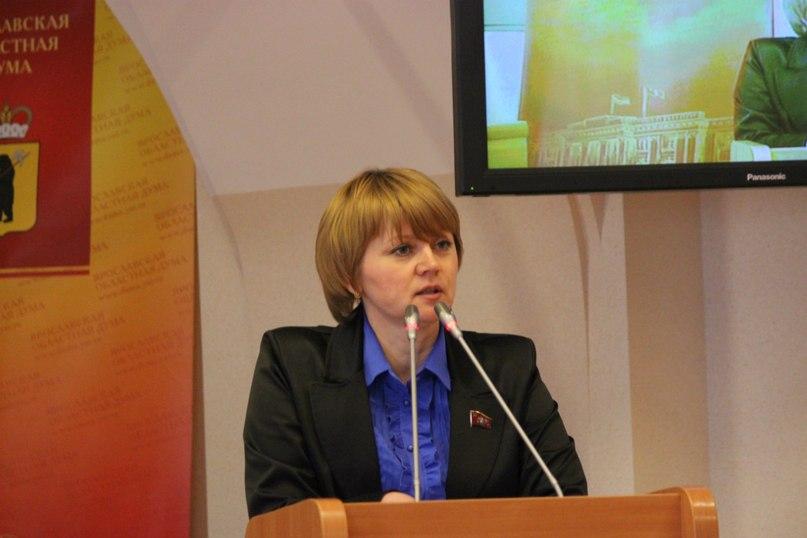 Прием депутата областной Думы Елены Кузнецовой в Гаврилов-Яме