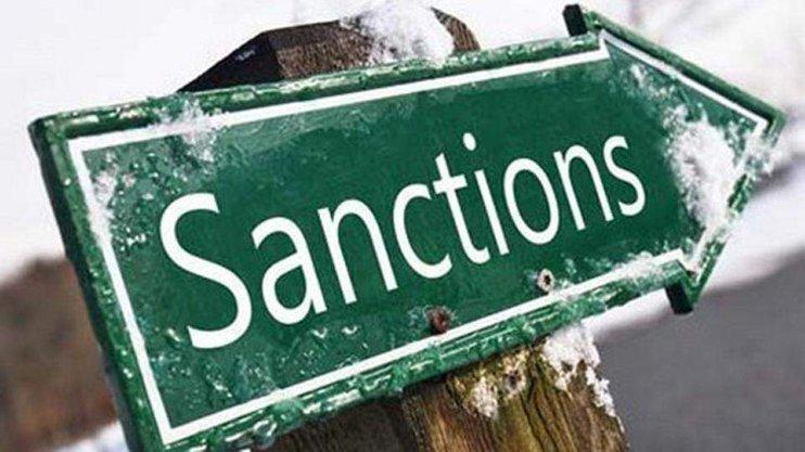 Потери России от санкций 800 миллиардов рублей