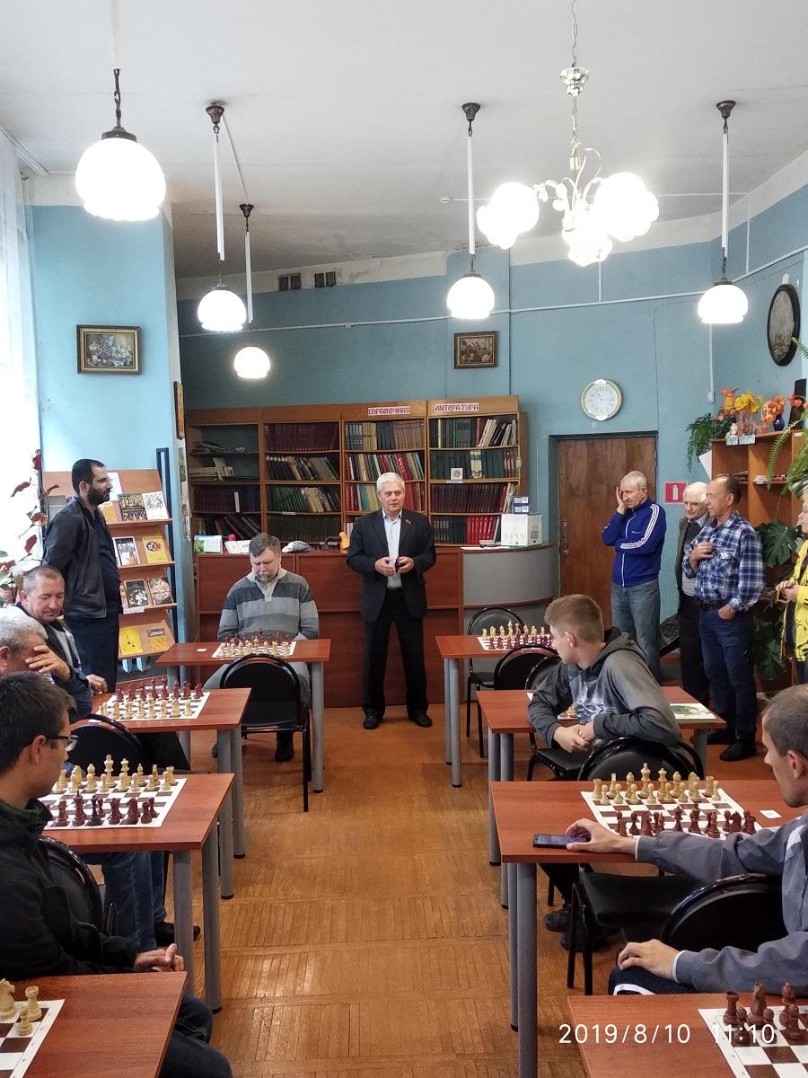 Благодаря райкому КПРФ в Переславле состоялся праздник шахмат