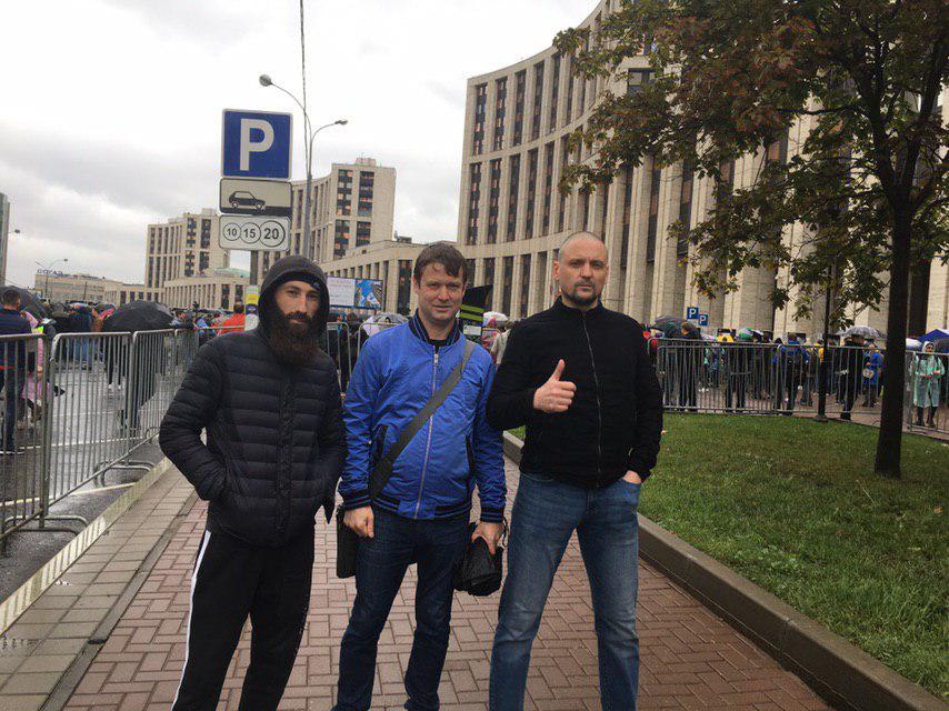 Сергей Удальцов призвал 8 сентября голосовать за оппозицию