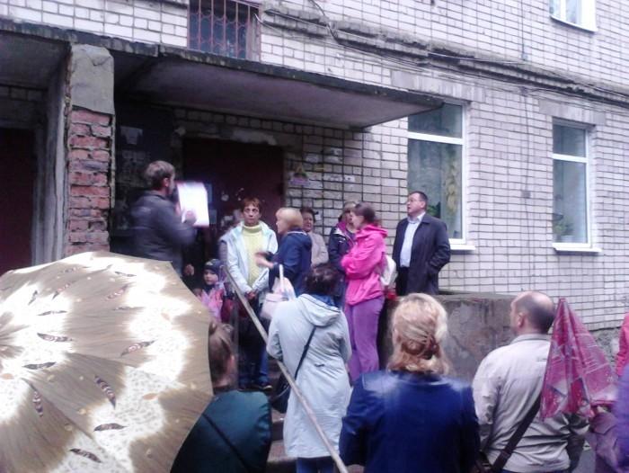Жители Рыбинска требуют аннулировать сделки с землей в березовой роще