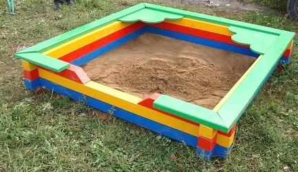 В мэрии Ярославля нет средств на установку песочницы