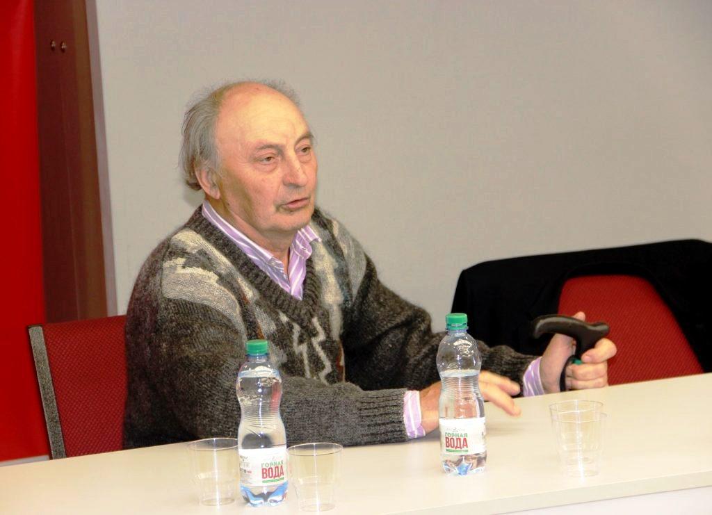 Коммунист Андрей Иванович Панченко — Почетный гражданин города Данилова