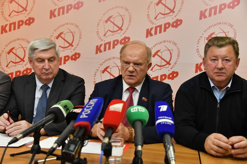 КПРФ – единственная реальная оппозиция партии власти! (видео)