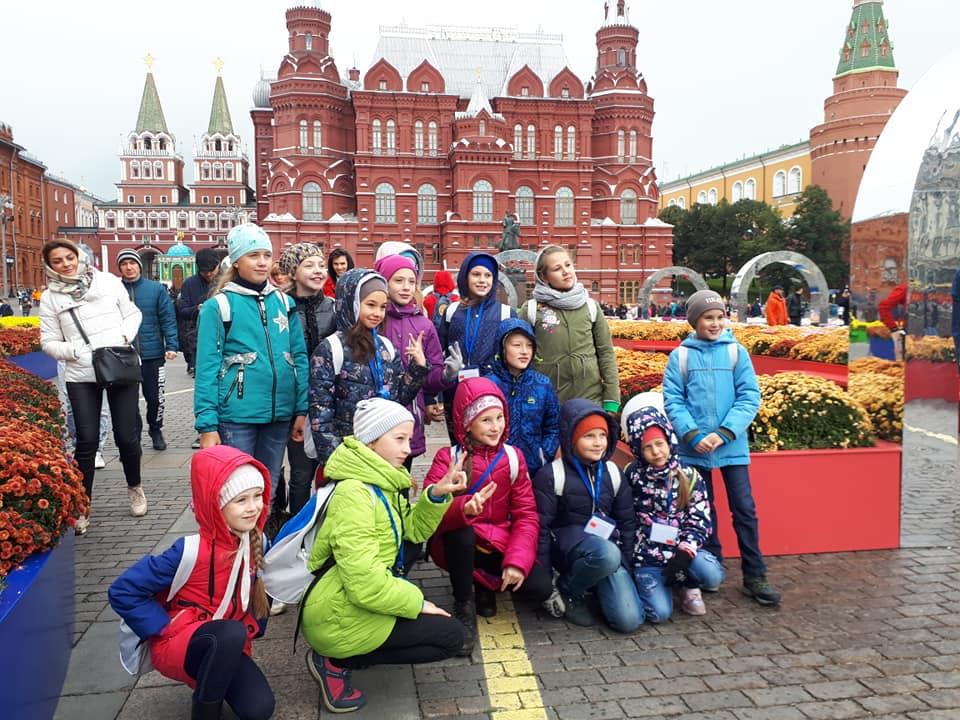 Завершился VI Всероссийский конкурс детского и юношеского творчества «Земля талантов»