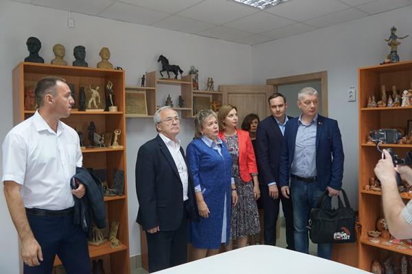 Депутаты обсудили вопросы реализации национального проекта «Культура» в Ярославской области