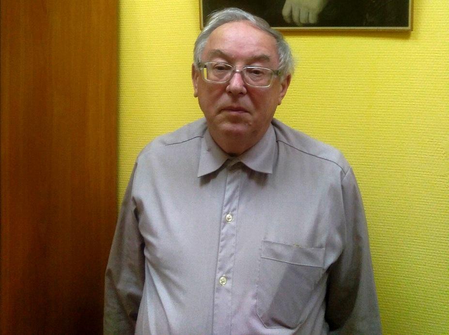 Коммуниста Валерия Ивановича Сокоушина поздравили с юбилеем