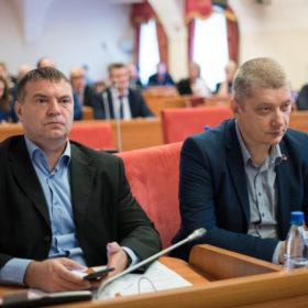 Денис Демин и Алексей Филиппов