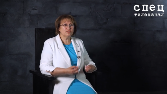 Вера Ганзя: Программа воспитания рабов в России (видео)