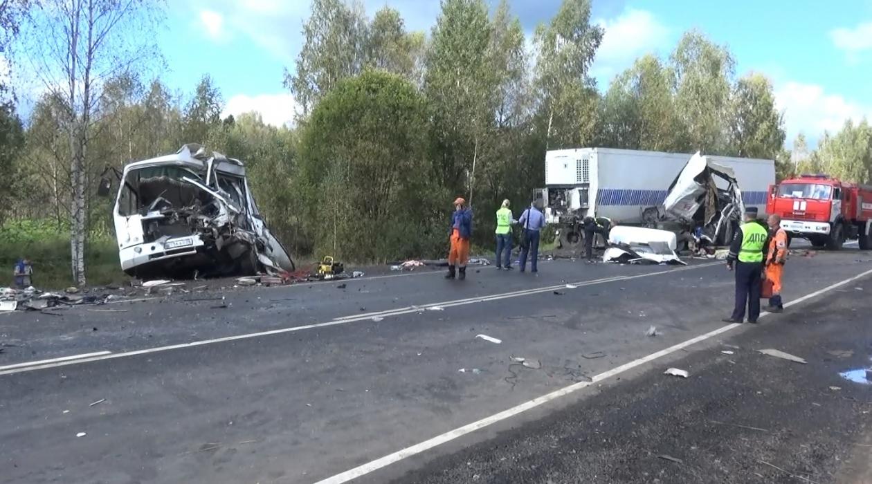 Трагедия под Гаврилов-Ямом.