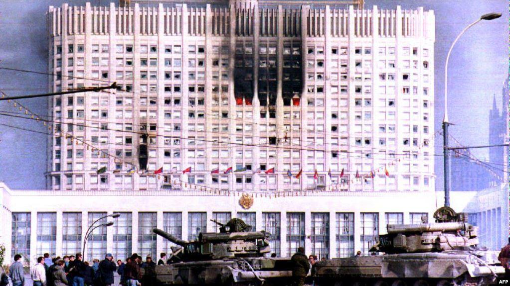 Митинг памяти на Красной площади в Ярославле