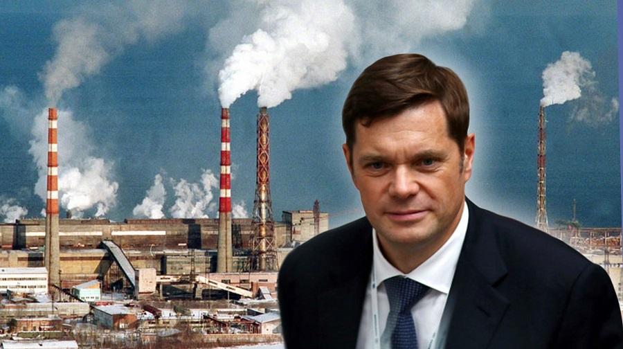 ЦБК олигарха Мордашова грозит отравить Волгу