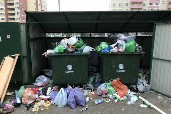 Депутат КПРФ помог Рыбинску не утонуть в мусоре