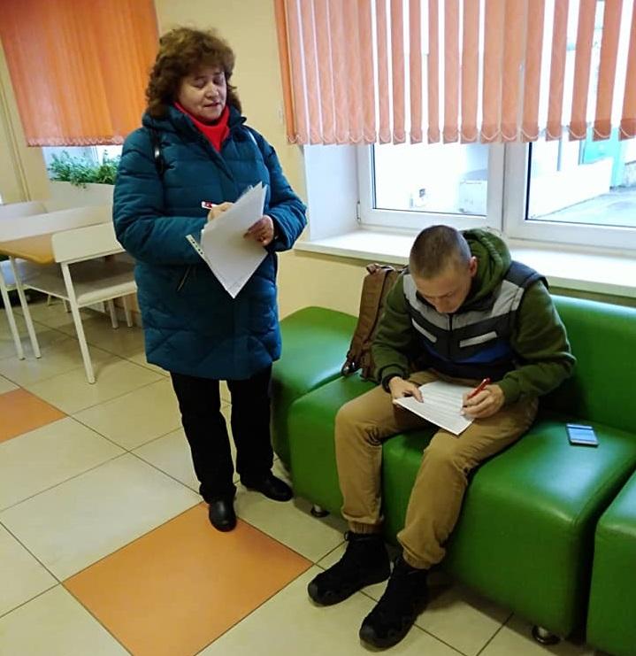 Сложности в организации первичного приёма больных детей в детской поликлинике №5