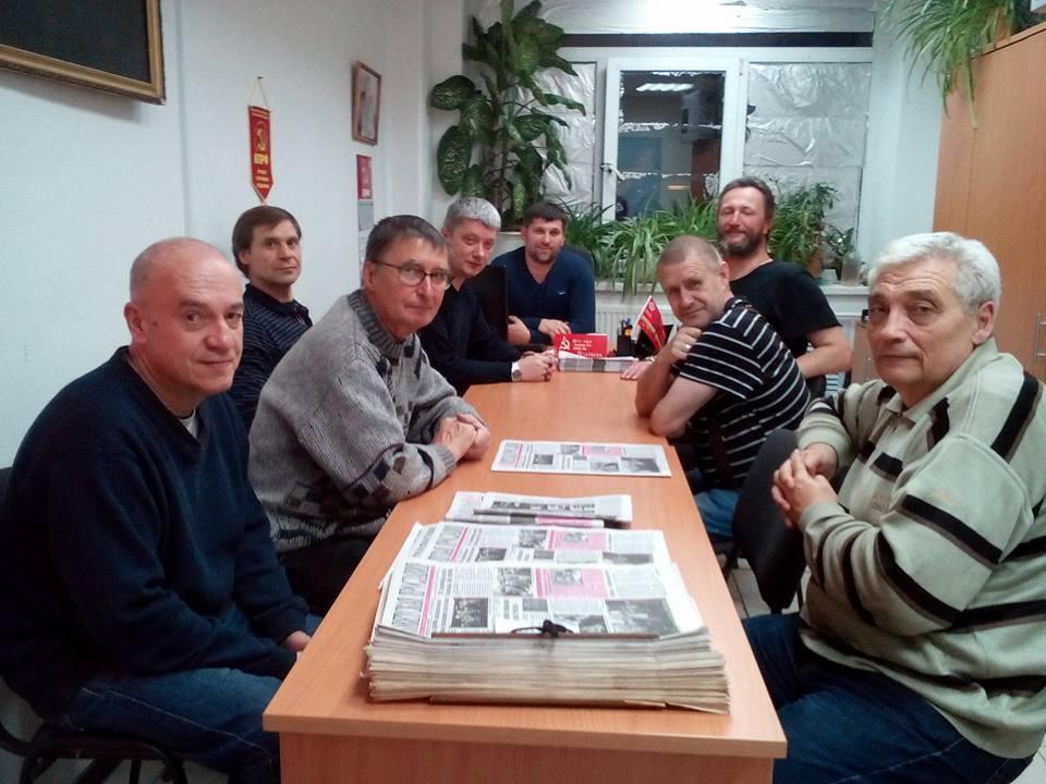 Состоялось собрание в первичном отделении КПРФ «Советская»