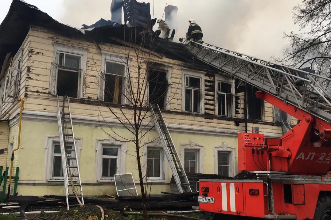 В Ростове погибли пятеро детей и один взрослый