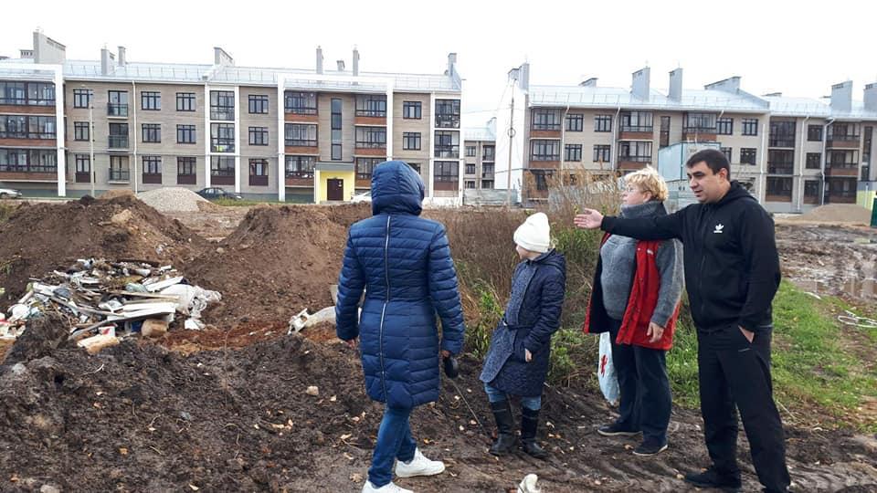 Депутаты КПРФ взяли вопрос ликвидации свалки под контроль