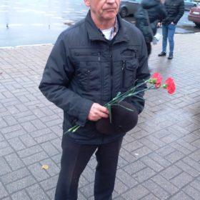 Выступает Александр Солдатов