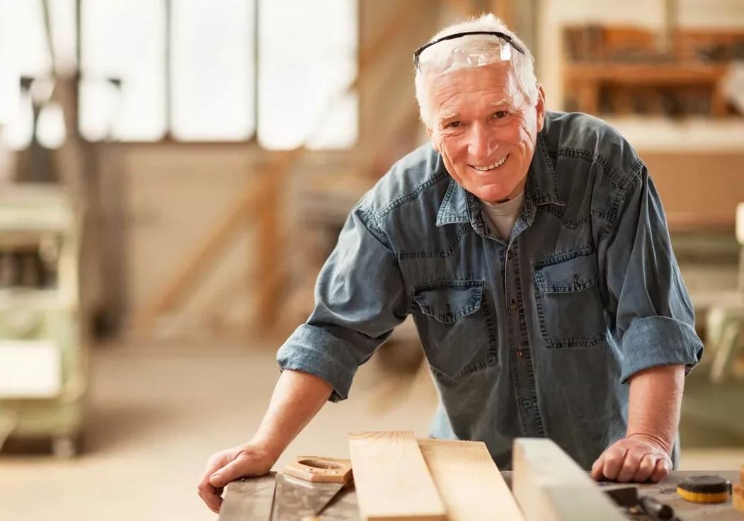 Почти половина мужчин не доживет до пенсии