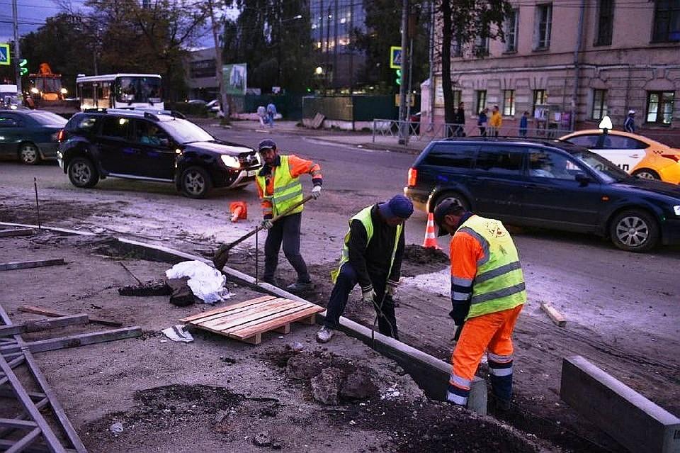 Срыв дорожных работ оценили в два миллиона
