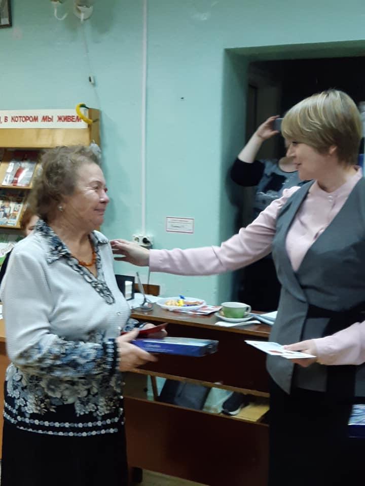 Ярославских педагогов-ветеранов наградили медалями ЦК КПРФ