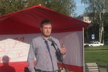 Депутат КПРФ Олег Леонтьев против строительства ЦБК на Рыбинском водохранилище