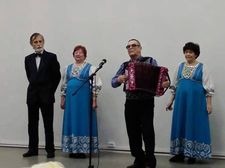 В Ярославле прошел концерт, посвященный Великому Октябрю