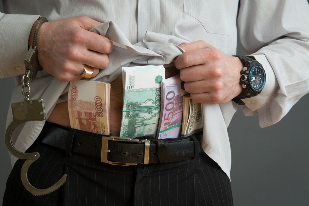Чиновники воруют со скоростью 17 миллионов рублей в час
