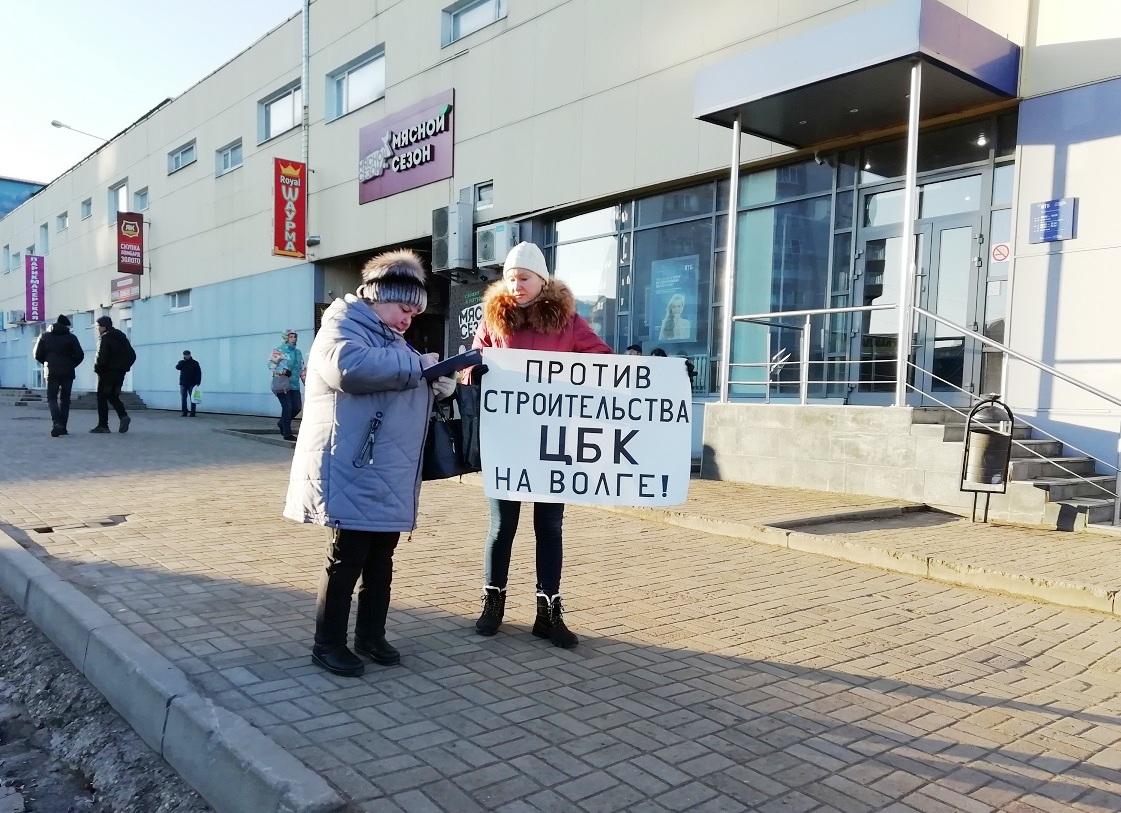 Жители Брагино против строительства ЦБК