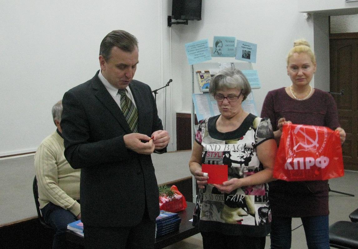 Ярославские ветераны получили заряд хорошего настроения