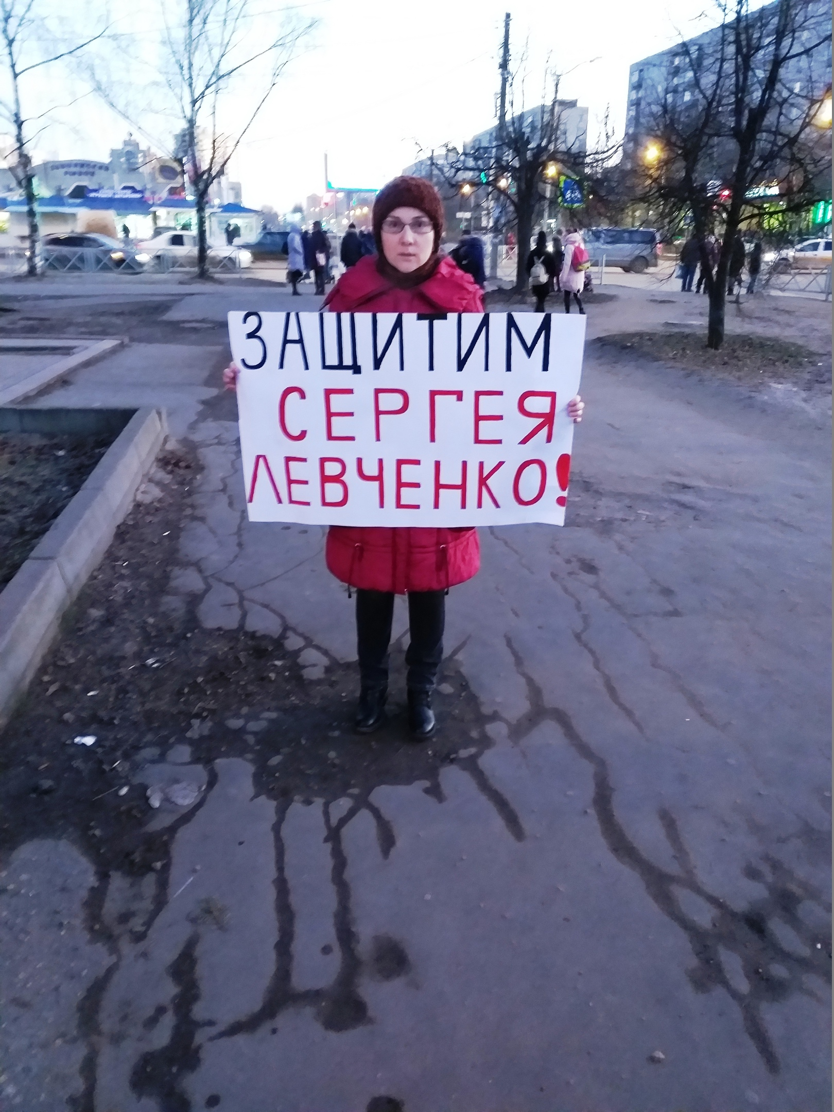 Коммунисты Заволжского райкома КПРФ продолжают серию пикетов