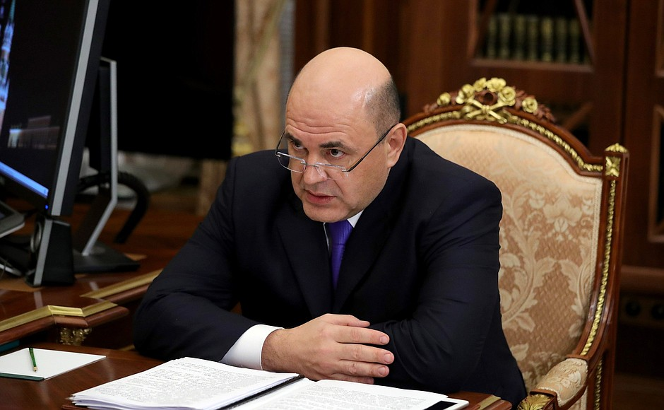 Михаил Мишустин сменит Дмитрия Медведева