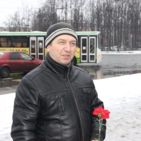 Выступает Николай Грибко