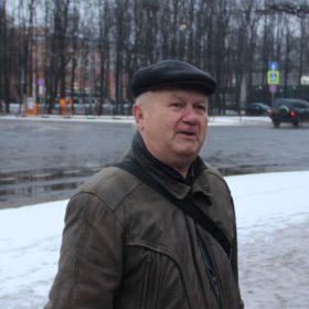 Выступает Вадим Борисов