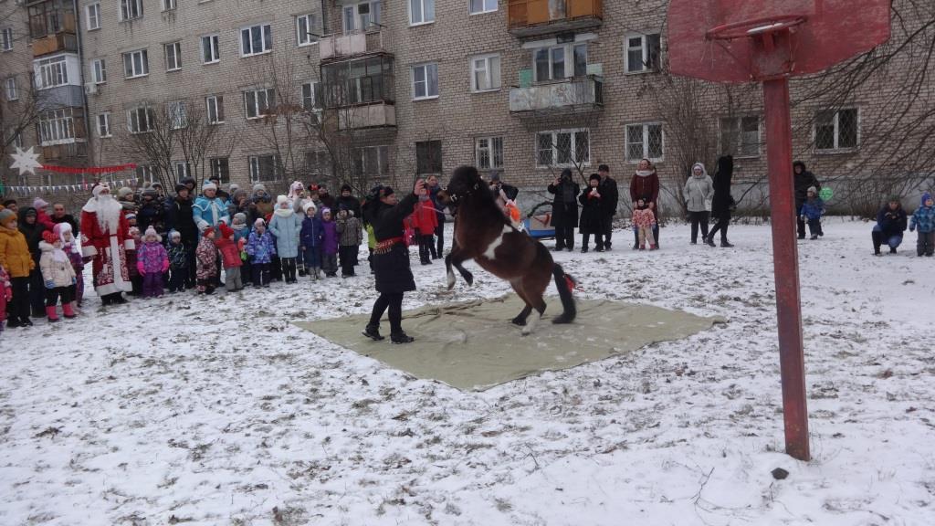 Ёлки КПРФ в Кировском районе