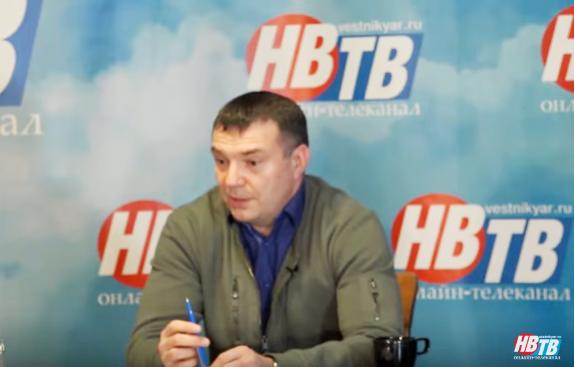 Денис Дёмин в программе «Ваш депутат» (видео)