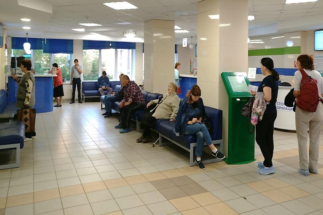 Депутат от КПРФ Елена Кузнецова пообщалась с пациентами «Центральной городской больницы»