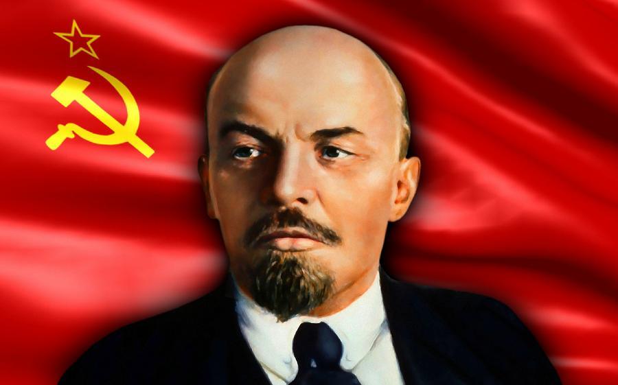 Будет вечным это имя — Ленин