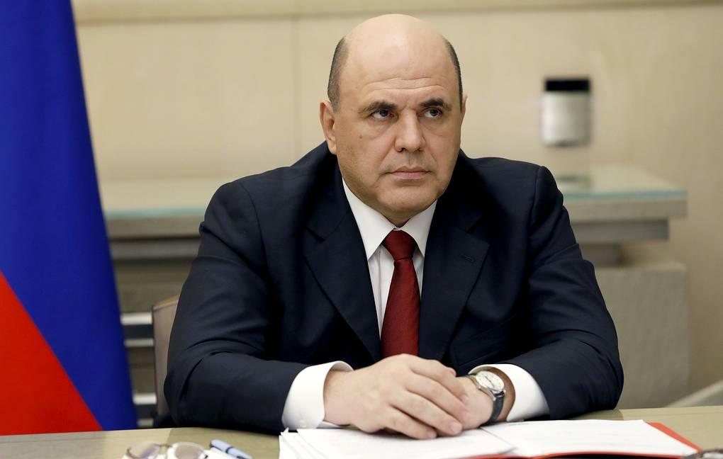 Глава российского правительства Мишустин заразился коронавирусом